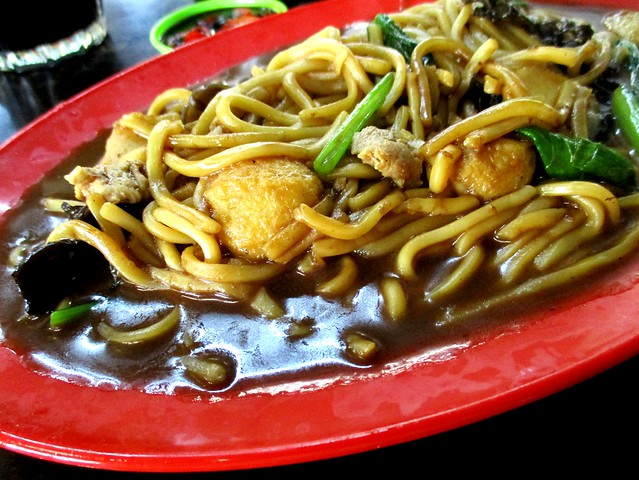 Cafe 63 Foochow fried noodles 2