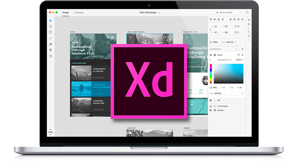 Adobe lanza plan gratuito de Adobe XD para Windows y Mac