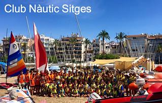 Cursos Club Nàutic Sitges Verano 2019