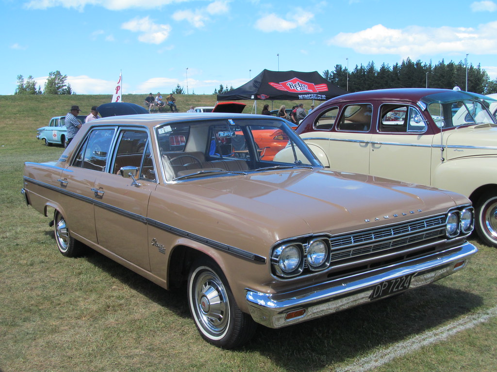 ... 1966 Rambler Classic 770 | by NZ Car Freak