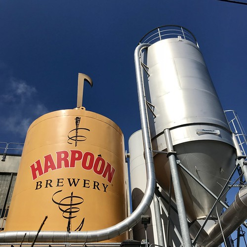 Beantown: Day 3 #boston #HarpoonBrewery | by valatal