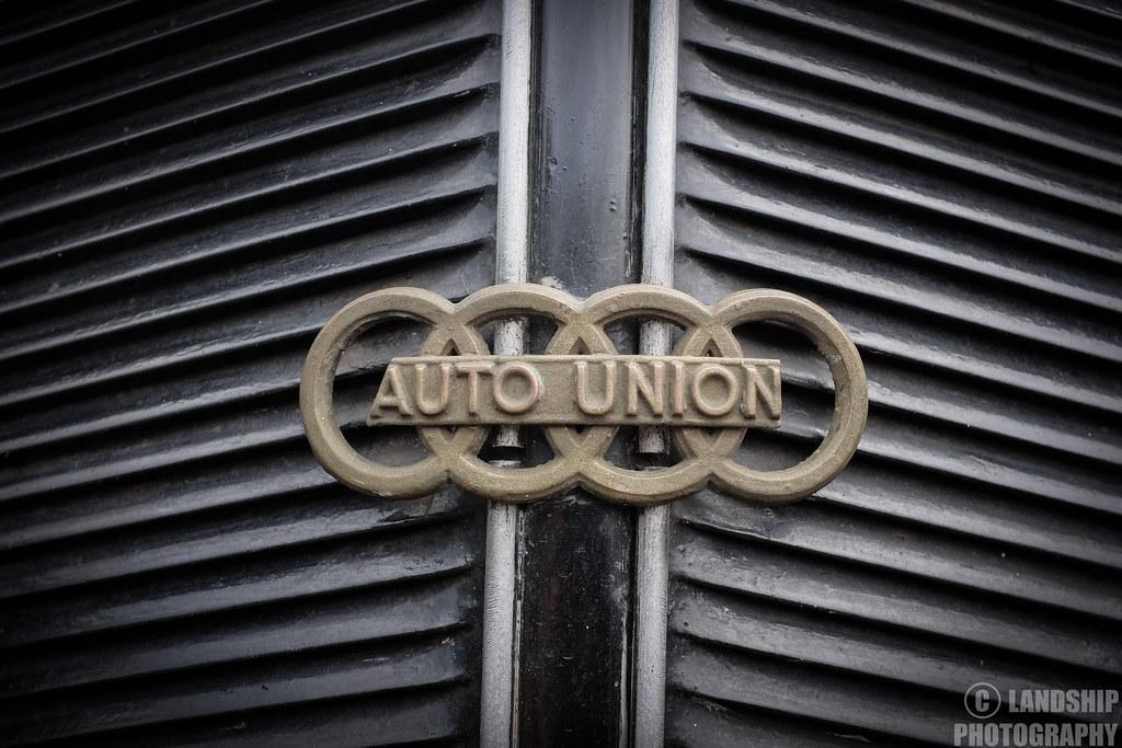 Auto Union Logo 1 Tilford Village At War 2018 Paul Flickr