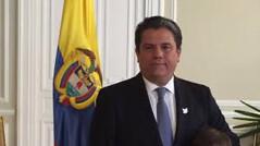 Germán Arce, Ministro de Minas Colombia