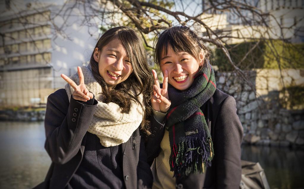 Hiroshima girls
