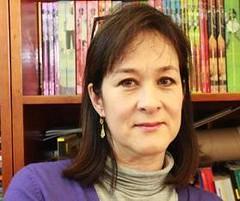 Consuelo Gaitán, Directora de la Biblioteca Nacional de Colombia