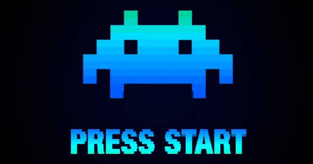 press-start