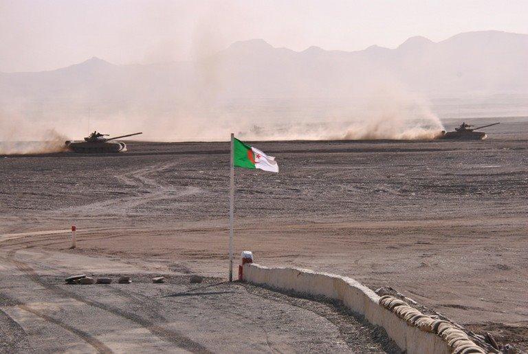 صور دبابات قتال رئيسية الجزائرية T-72M/M1/B/BK/AG/S ] Main Battle Tank Algerian ]   - صفحة 4 42110349522_88a52a2965_o