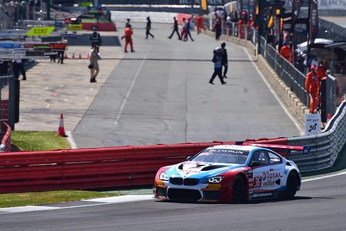 Henry Walkenhorst - Andreas Ziegler - Immanuel Vinke, BMW M6 GT3, Blancpain GT Series Endurance Cup, Silverstone 2018