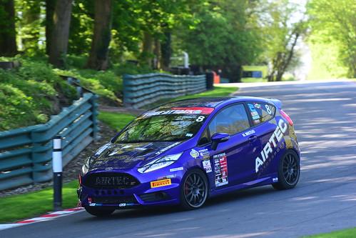 Matt Binstead, Ford Fiesta ST, Time Attack, Cadwell Park 2018
