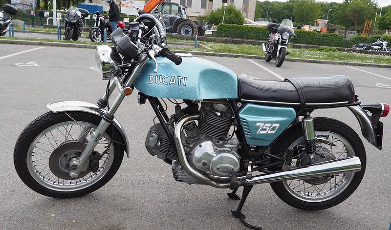 Ducati DM 750/S GT 1972 40025023840_16b0cbe9e4_c