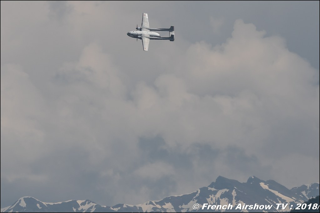 Nord N-2501 Noratlas - F-AZVM , Meeting Aérien Gap-Tallard 12 mai 2018 - Alpes-Envol , Association AGATHA , Canon EOS , Sigma France , contemporary lens , Meeting Aerien 2018