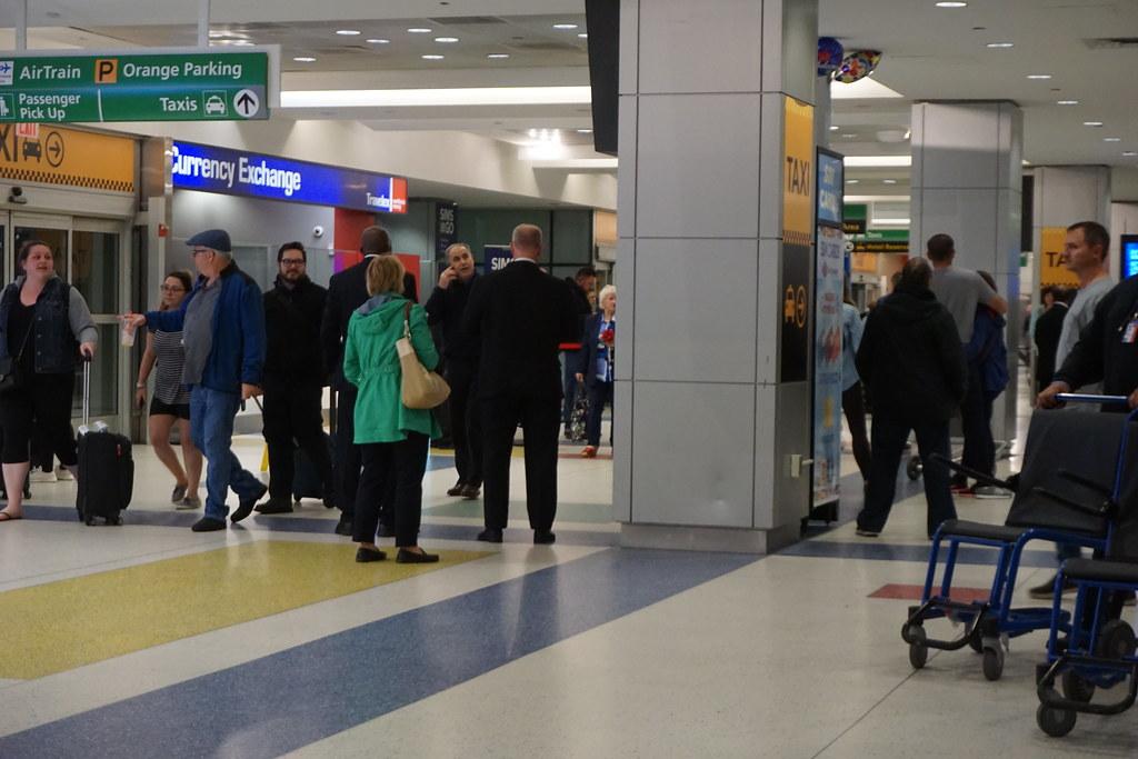 terminal 7 john f kennedy international airport jfk flickr