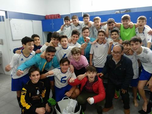 AionSur: Noticias de Sevilla, sus Comarcas y Andalucía 40963843735_e28c916de6_d El infantil A del CD Arahal asciende a Segunda Andaluza Deportes Fútbol