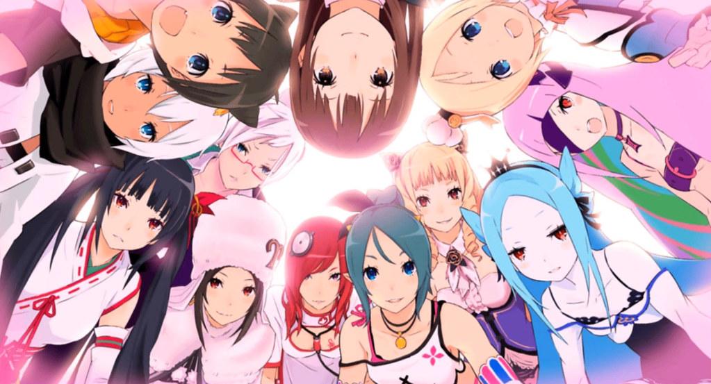180504 -「元永慶太郎監督×GONZO」改編PSP電玩《Conception 產子救世錄》為10月電視動畫版、首批製作群出爐!