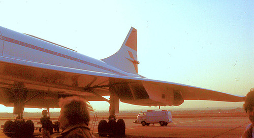 Concorde at Cairo | by M McBey