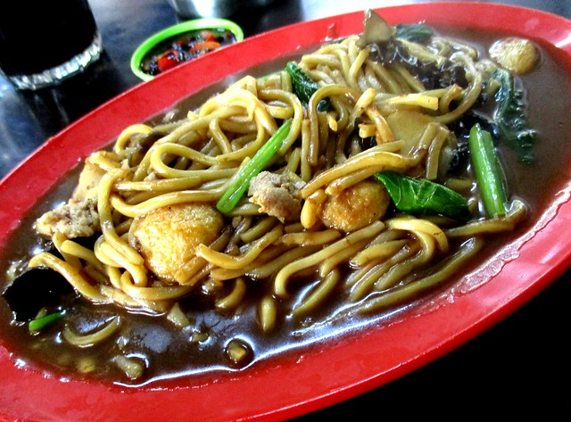 Cafe 63 Foochow fried noodles 1