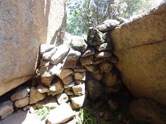 Abri sous roche aménagé de Vanga