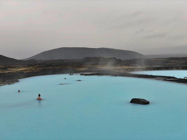 Myvatn Nature Baths (Norte de Islandia)