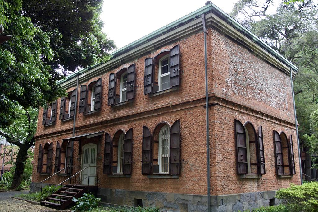 東京藝術大学 tokyo university of arts 1880年に建てられた赤レンガ1