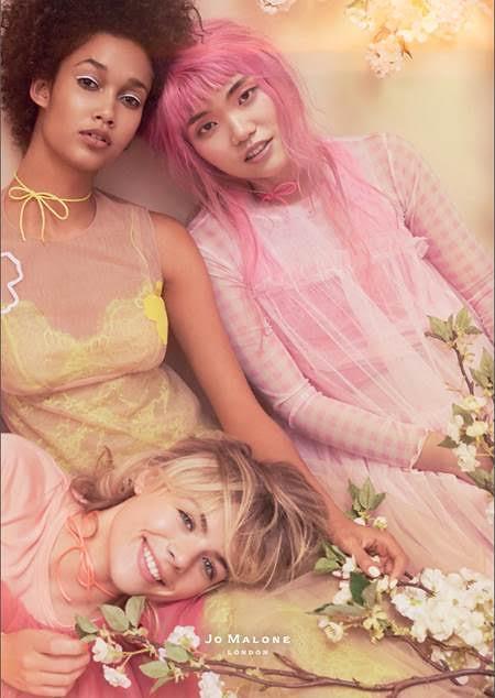 Blossom Girls, la nueva Edición Limitada de Jo Malone