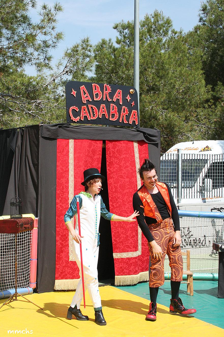 Abra Cadabra show