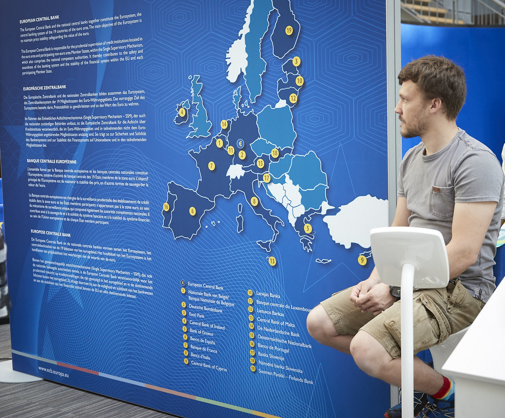 Open Days Brussels 5 May 2018 | European Central Bank | Flickr