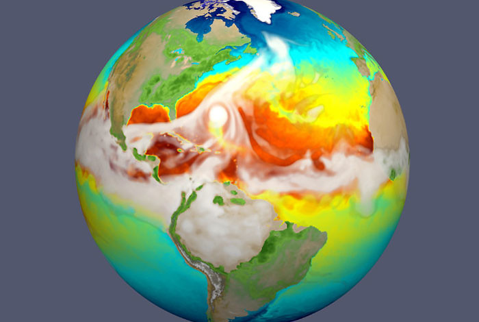 New high-resolution Earth-modeling system announced