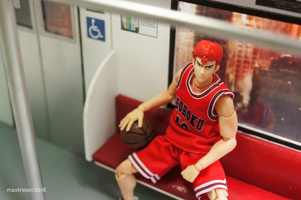 Slam Dunk Sakuragi Hanamichi by Dasin Model