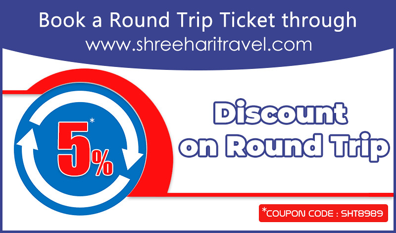 Shree Hari Travels-Responsive PopUp  Banner
