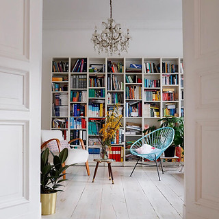 04 room library books | by ba2 Proyectos