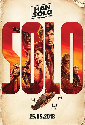 Han Solo: Bir Star Wars Hikayesi - Solo: A Star Wars Story