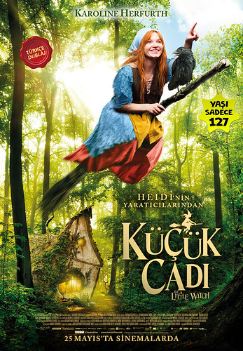 Küçük Cadı - The Little Witch