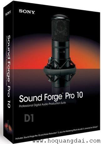 sony sound forge pro 10.0e build 507