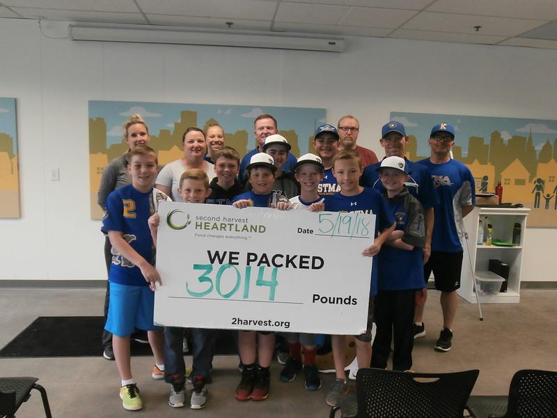 STMA U12 Traveling Baseball 5-18-18