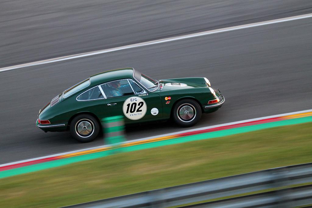 Porsche 911 20 20L Cup Spa Classic 2018