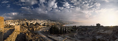 Panoramic Byblos | by zerega