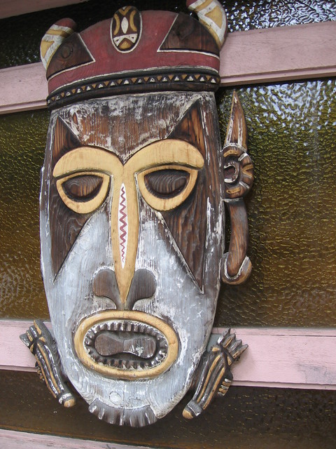 Image Result For Free Tiki Mask