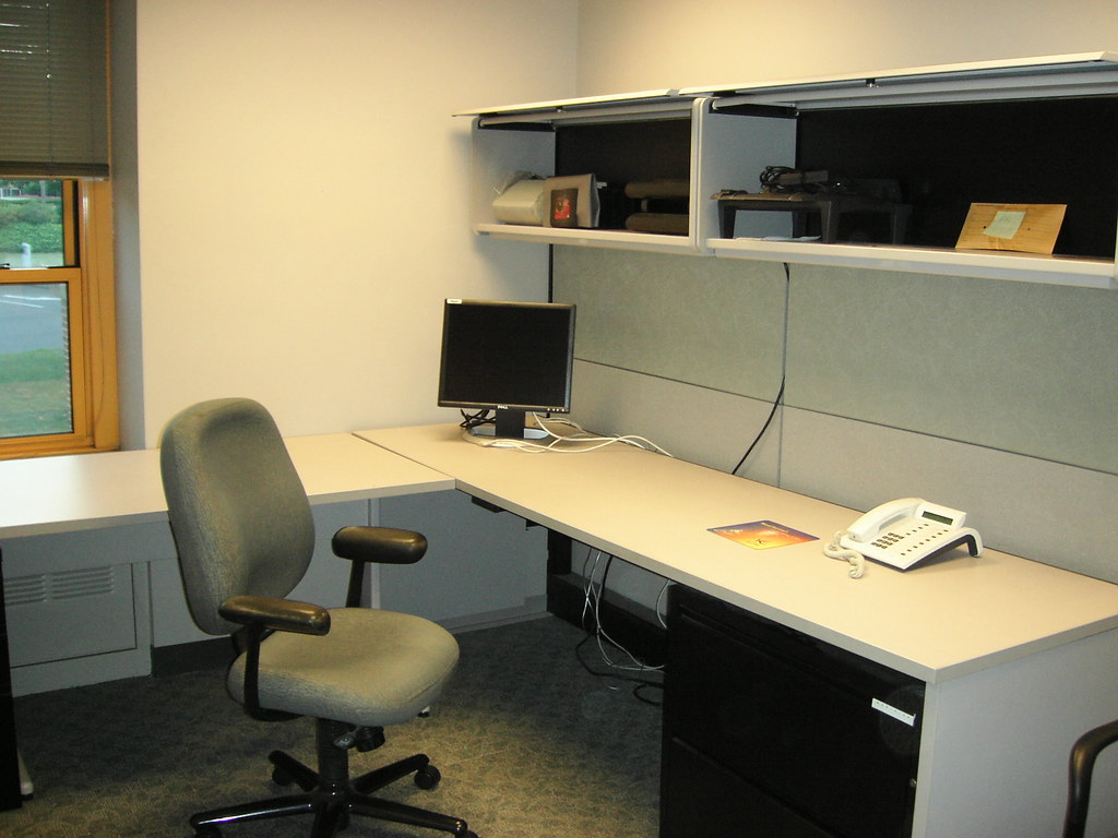 Jobs Home Office >> The office is now empty | It's eerie seeing my office this w… | Flickr