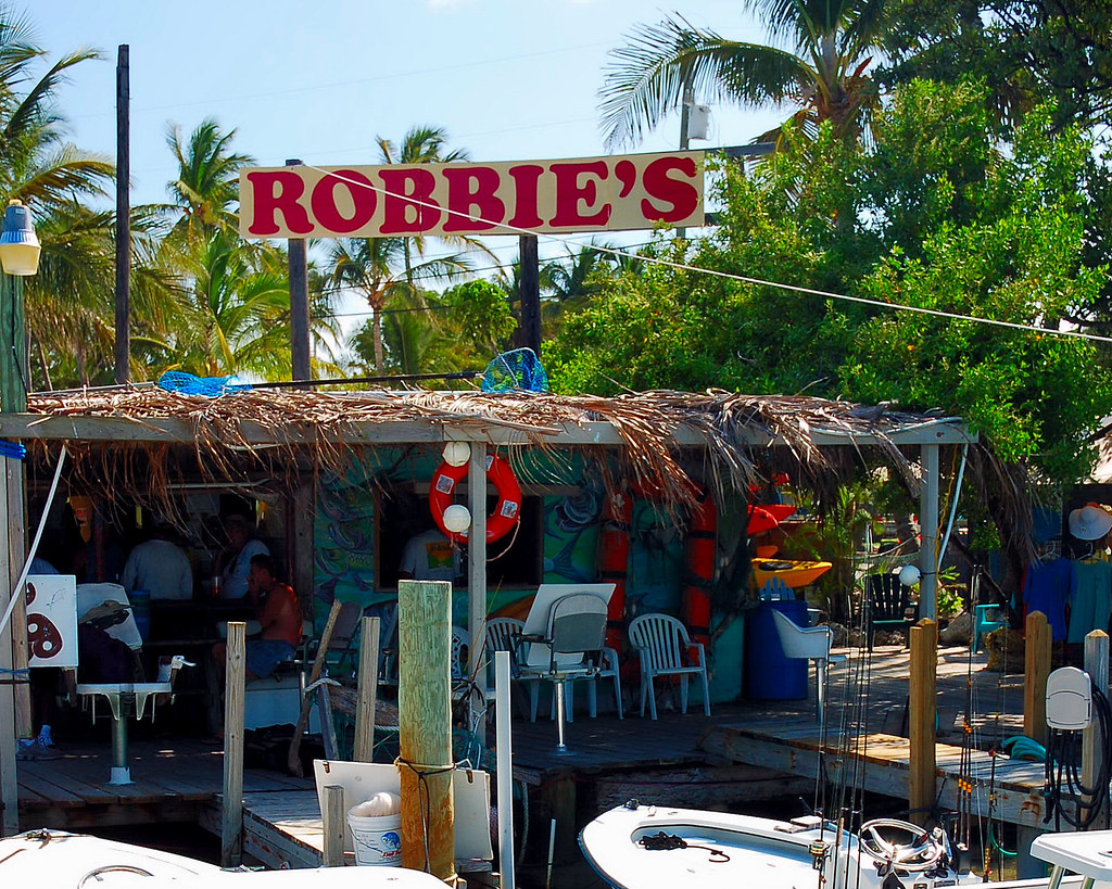 Image gallery robbie 39 s islamorada for Best places to fish in florida without a boat