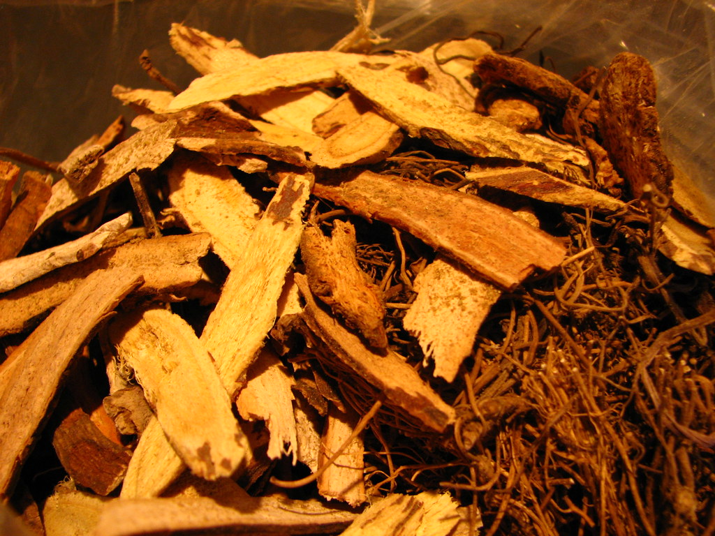 Chinese Herbs To Treat Dog Tumour