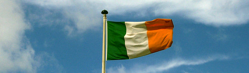 Irish flag | by Anna & Michal