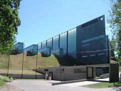 Художественный музей Куму. Kumu Kunstimuuseum. Tallin
