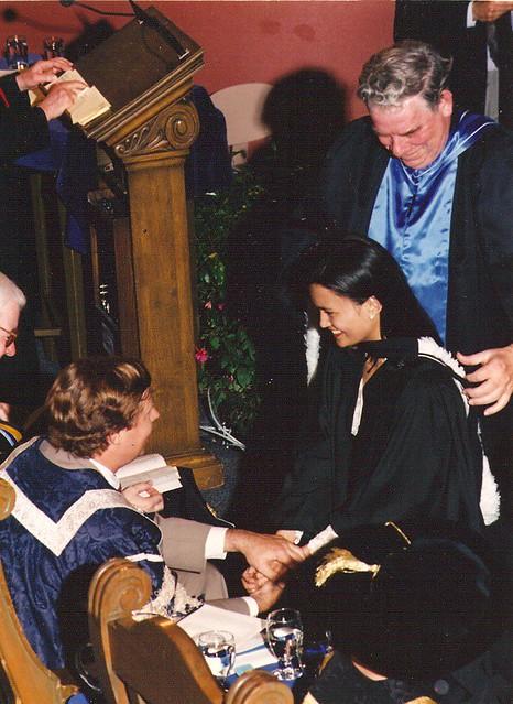 Graduation, University of Toronto