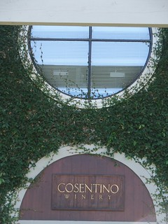 The entrance to cosentino | by umeshunni
