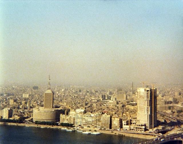 Cairo haze