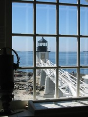 Marshall Point Lighthouse, ME | by tllebron