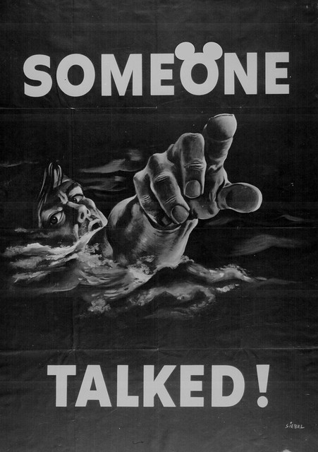 Disney hacks: Someone talked! with mickey ears | Flickr ...