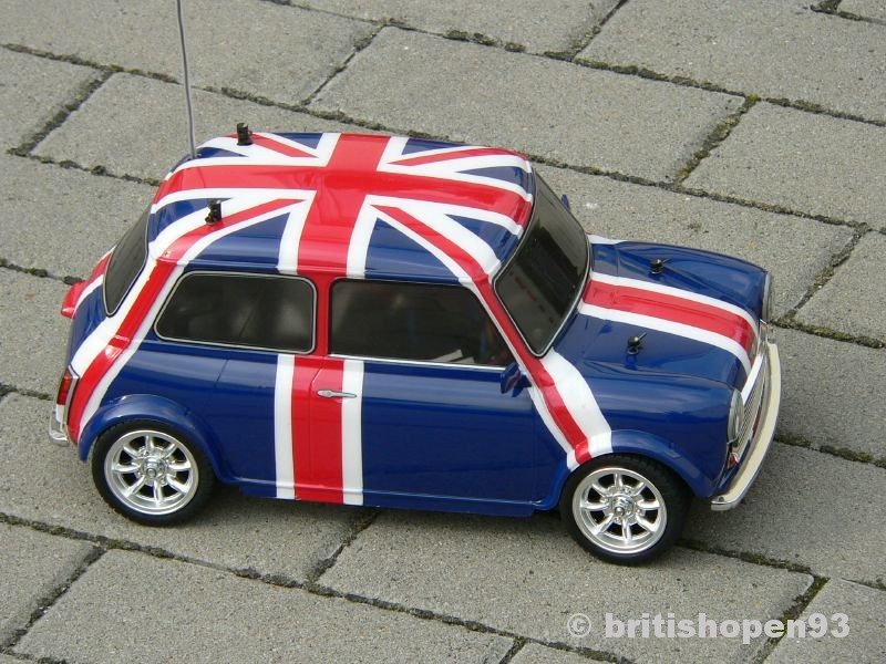 tamiya m03 mini cooper union jack 36 britishopen93 flickr. Black Bedroom Furniture Sets. Home Design Ideas