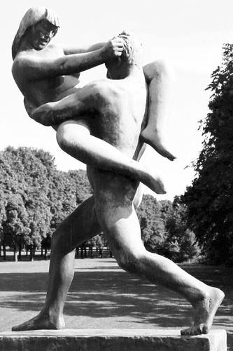 Vigeland - couple