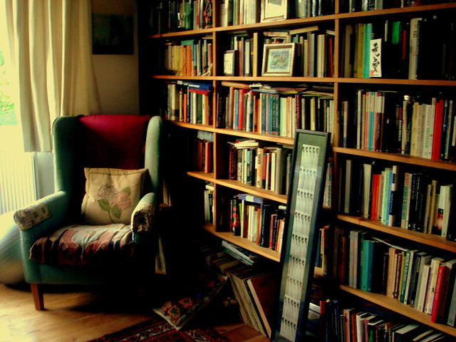 My Reading Chair Alev Adil Flickr